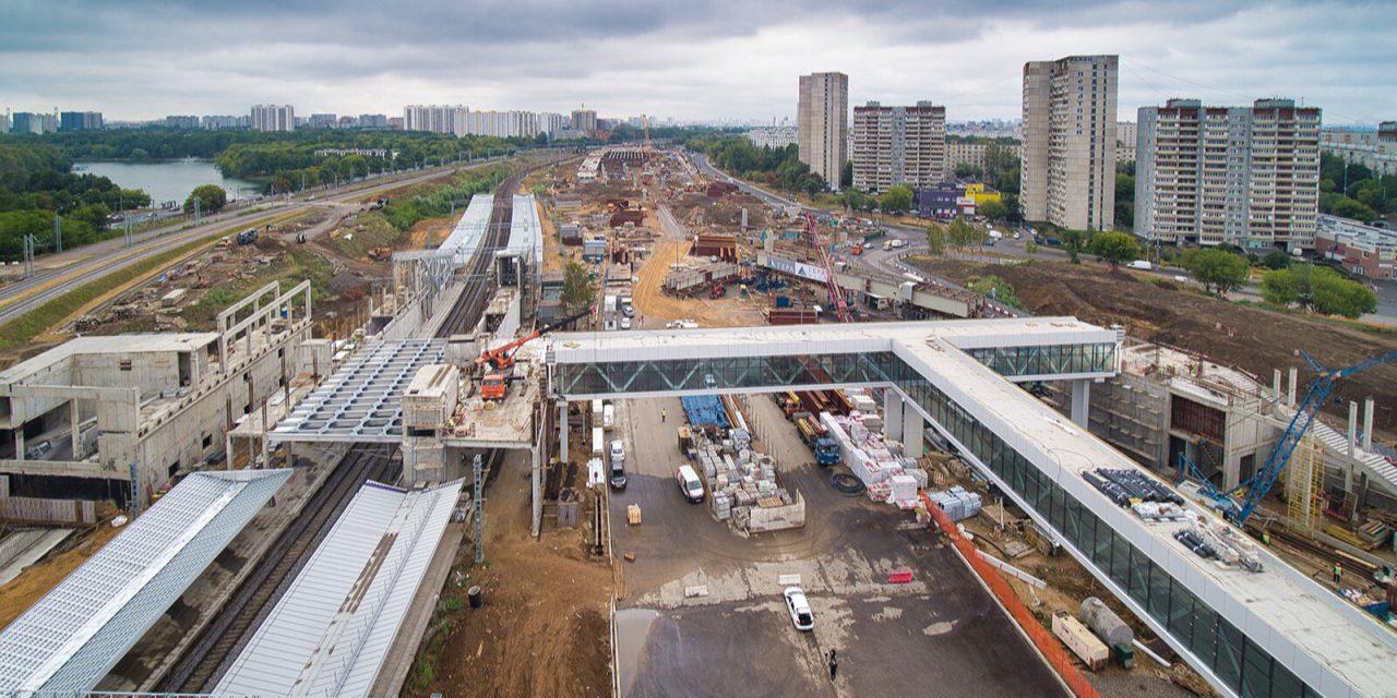 ТПУ «Печатники» объединит три вида городского транспорта