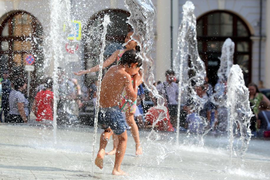 Аномальная жара сохранится в Москве до 13 июля