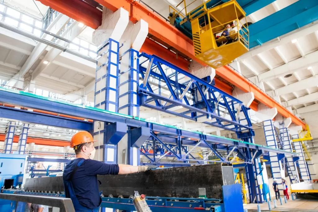 Ростокинский завод ЖБК Первого ДСК получил сертификат о прохождении первого этапа модернизации