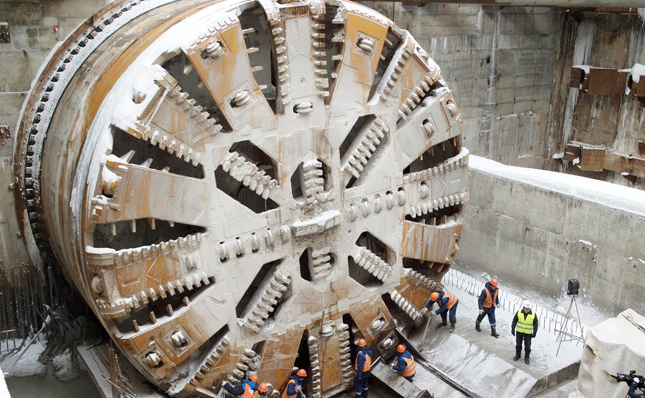 Большая кольцевая линия метро — самый масштабный проект отечественного метростроения