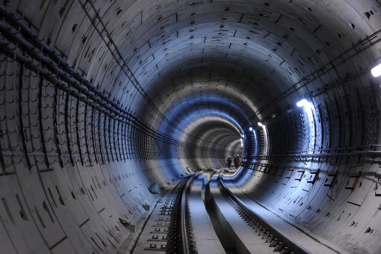 Тоннель между станциями БКЛ «Печатники» и «Нагатинский Затон» пройден более чем наполовину