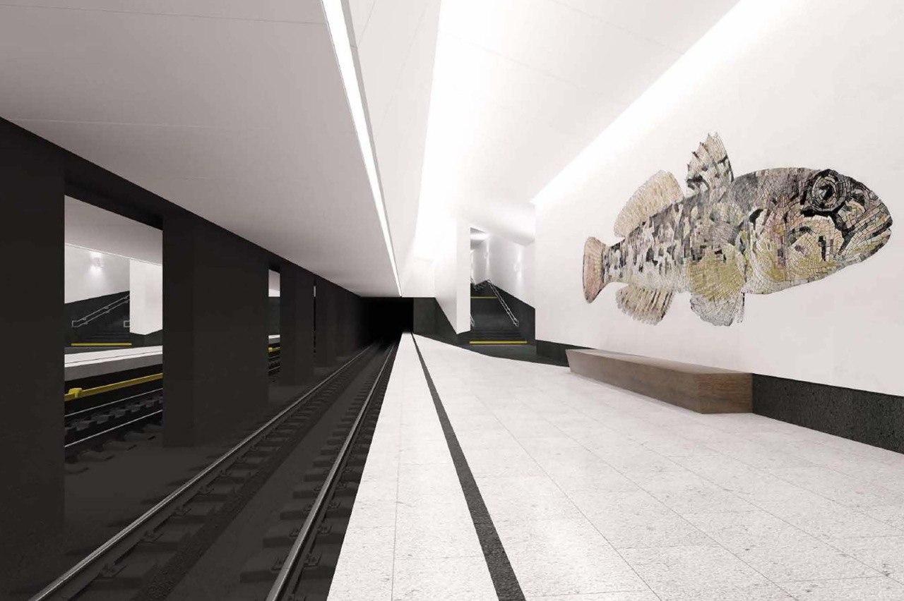 Горожане выбрали название новой станции на БКЛ метро