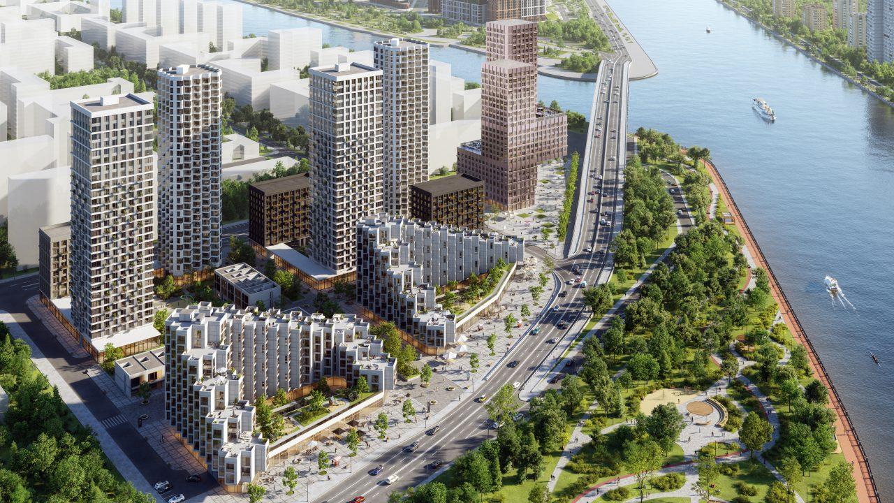 Москва в новом прочтении. Инновации в столичном девелопменте меняют привычный облик столицы
