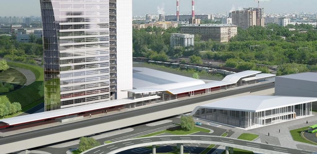 Первый этап развития транспортной инфраструктуры АДЦ «Коммунарка» завершат в 2022 году