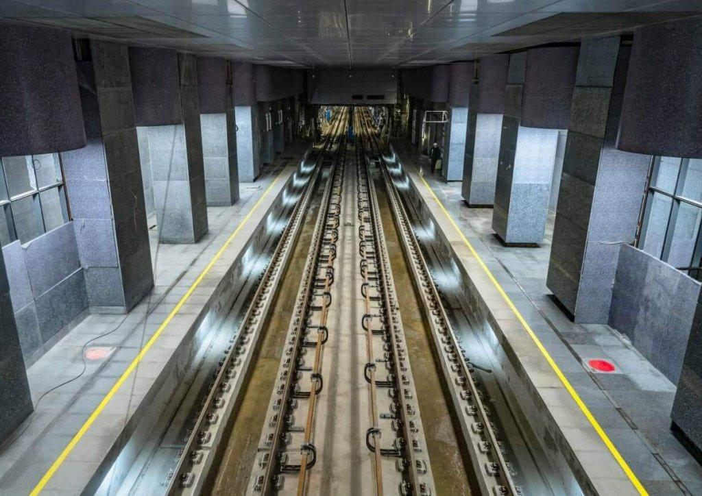 Большое кольцо метро выполнено на 88%