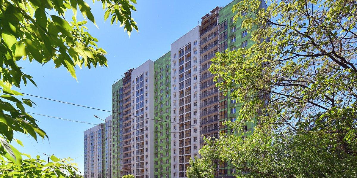 В Тушино ввели в эксплуатацию два корпуса дома по программе реновации