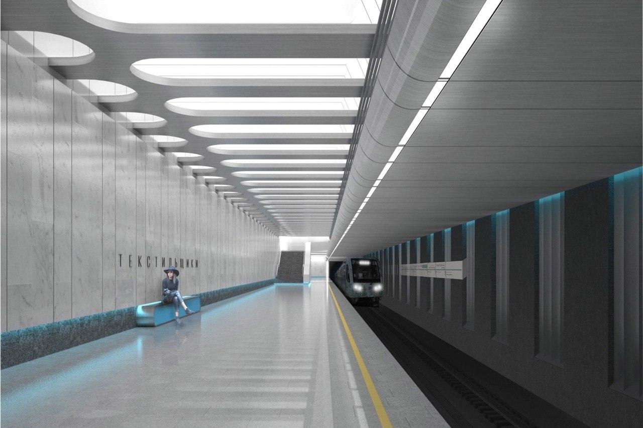 Восточный участок БКЛ метро построен почти наполовину