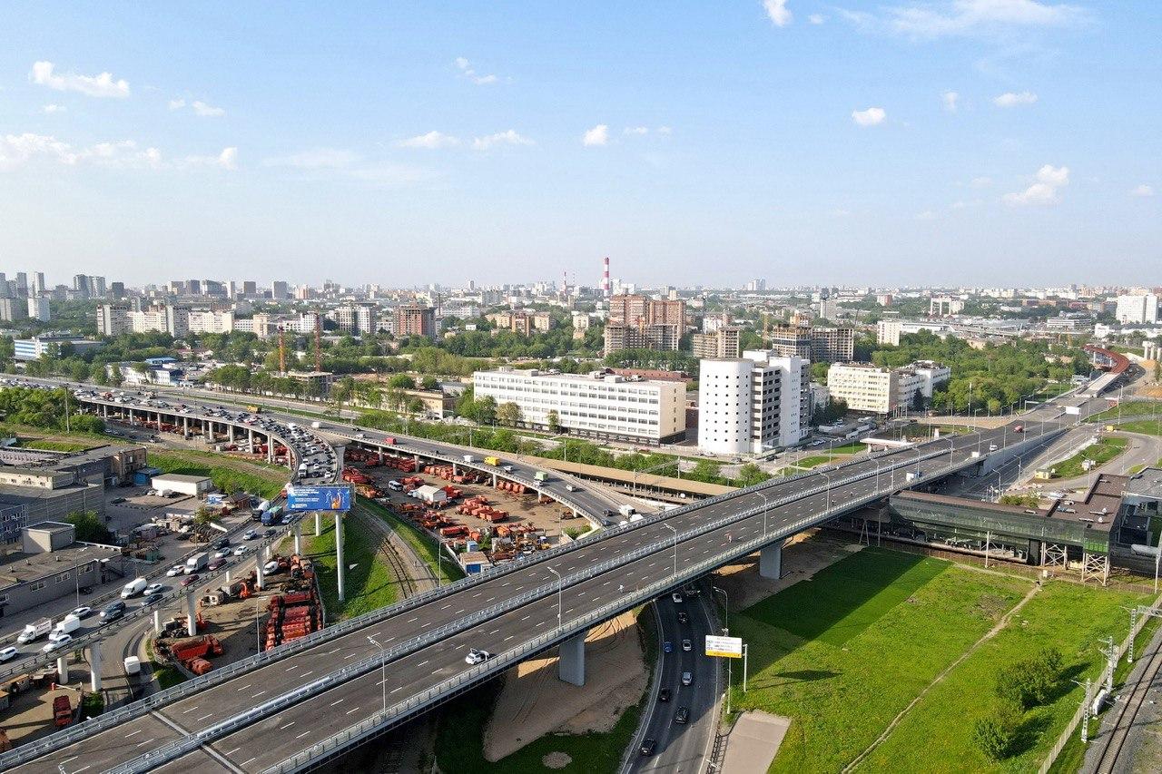 Реконструкция Шоссейной улицы в составе Юго-Восточной хорды завершена на треть