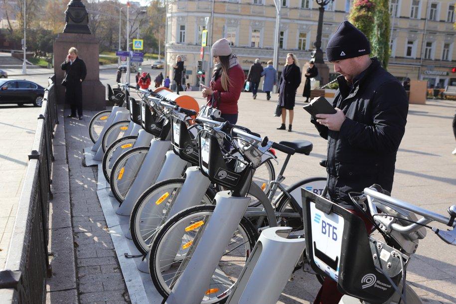 Крутите педали: «Велобайк» ввёл поминутный тариф на прокат велосипедов