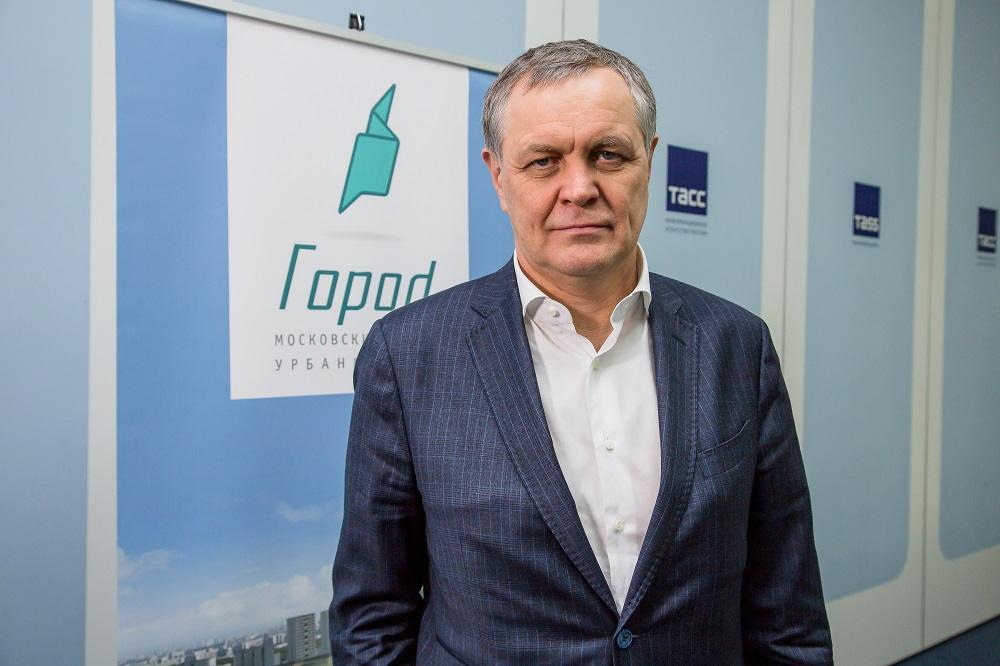 Владимир Федорович Жидкин