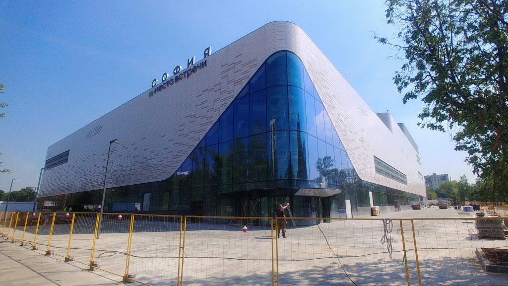 Здание кинотеатра «София» ввели в эксплуатацию после реконструкции