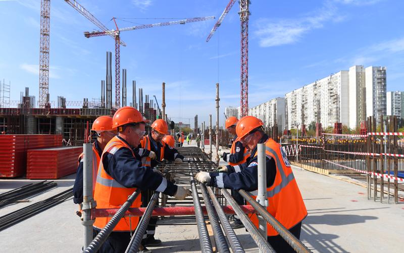 Разработана комплексная схема инженерного обеспечения высвобождаемой территории Центра Хруничева