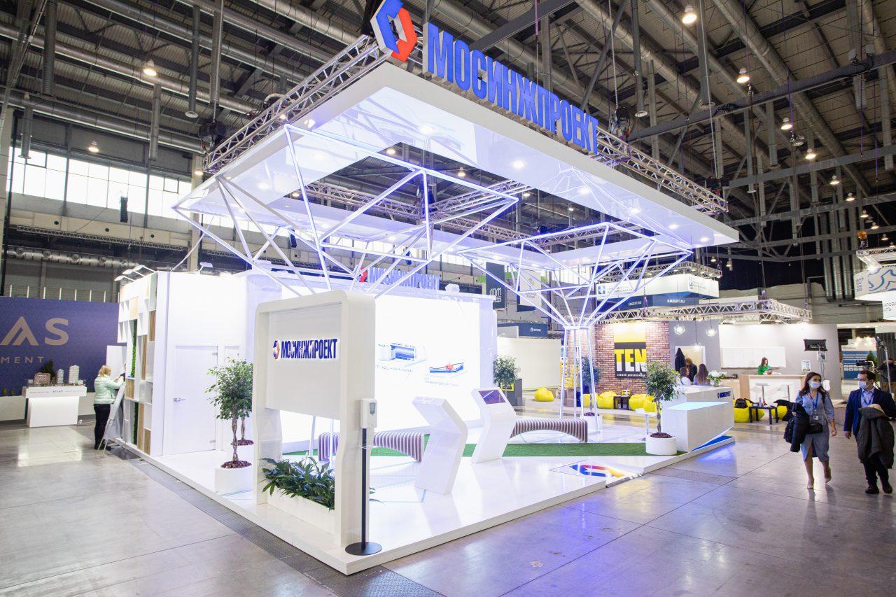 На форуме в Екатеринбурге «Мосинжпроект» представил модель развития городов «под ключ»