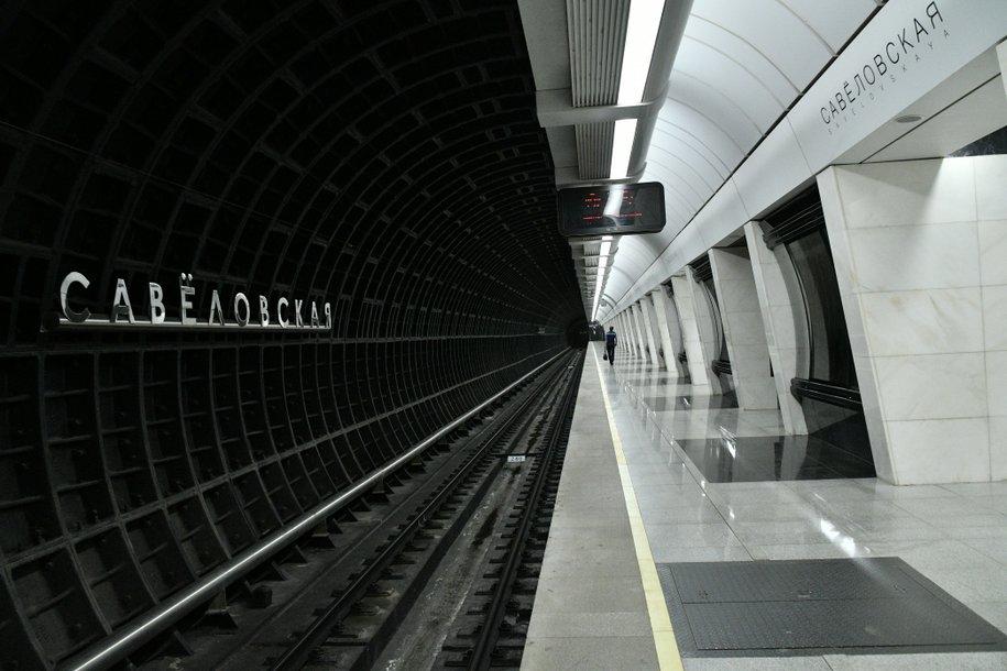 Большую кольцевую линию метро можно будет проехать полностью за 90 минут