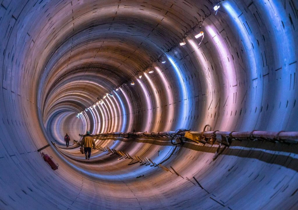 «Мосинжпроект» заинтересован в участии в конкурсе на сооружение подземных коммуникаций в Дубае