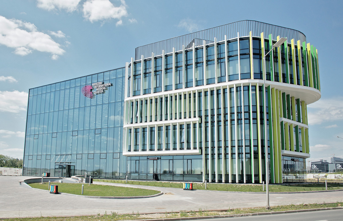 Центр хронических болезней планируется открыть на территории медкластера в Сколково в конце 2023 года