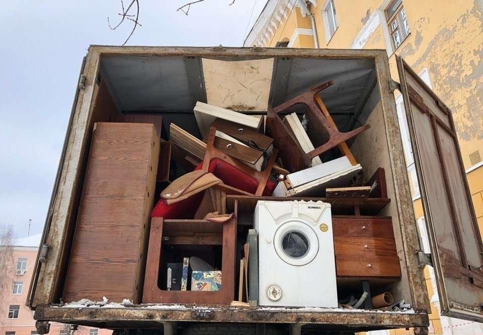 «Вывоз ненужных вещей»: на mos.ru появится новый сервис